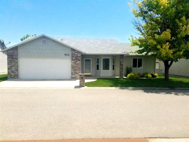 422 N David Frost St., Nampa, ID 83651 (MLS #98659031) :: Jon Gosche Real Estate, LLC