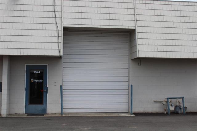 200 E 37th Street Suite 9, Garden City, ID 83714 (MLS #98659539) :: Front Porch Properties