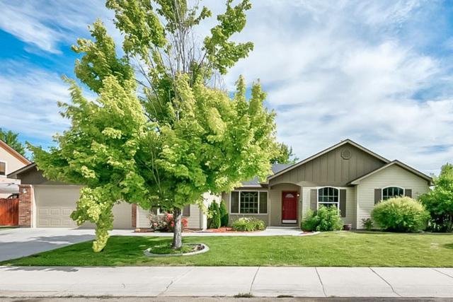 5186 W Crossridge Street, Meridian, ID 83642 (MLS #98659691) :: Jon Gosche Real Estate, LLC