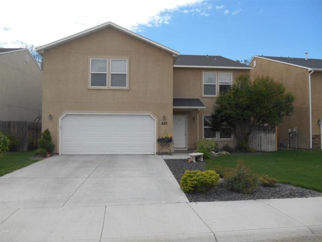 420 Syringa Way, Caldwell, ID 83605 (MLS #98659697) :: Boise River Realty