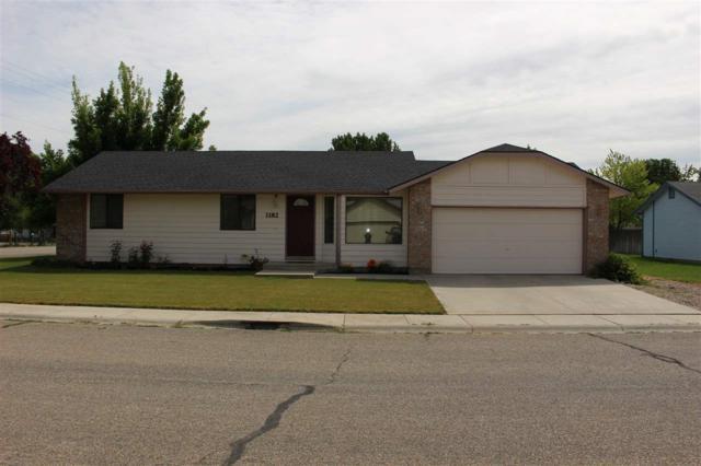 1182 N Iris Ave, Boise, ID 83704 (MLS #98659815) :: Jon Gosche Real Estate, LLC