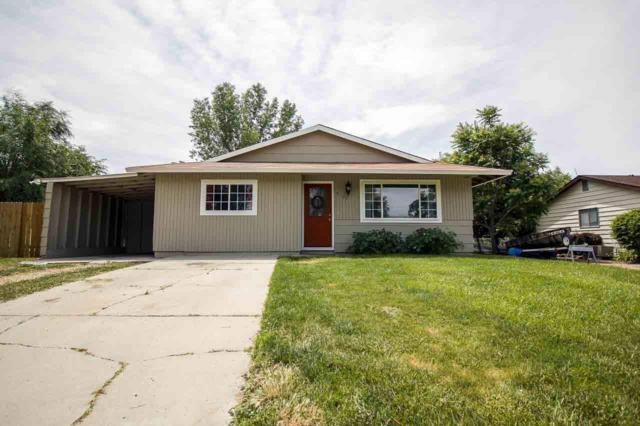 9127 Randolph, Nampa, ID 83686 (MLS #98659907) :: Boise River Realty