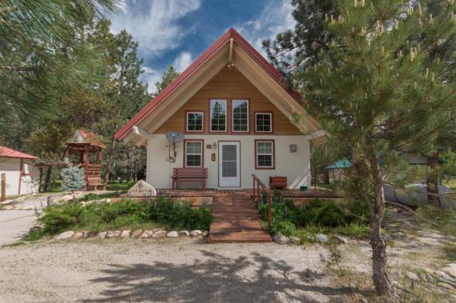 18 & 16 E River Drive, Lowman, ID 83637 (MLS #98659953) :: Build Idaho