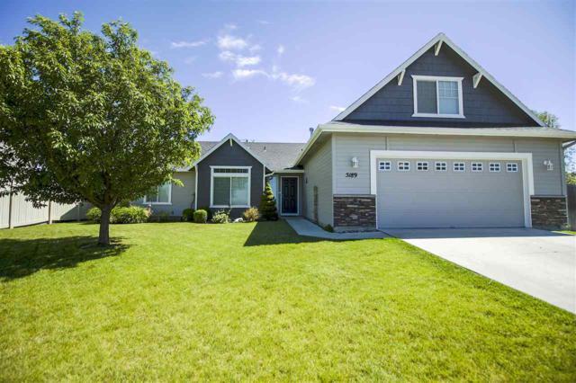 5189 W Alderstone St., Meridian, ID 83646 (MLS #98660233) :: Jon Gosche Real Estate, LLC