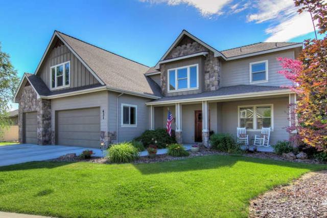 431 S Burgundy Bay Way, Star, ID 83669 (MLS #98660291) :: Michael Ryan Real Estate
