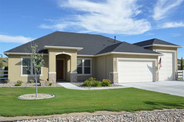 6631 Sage Canyon Way, Star, ID 83669 (MLS #98660428) :: Michael Ryan Real Estate