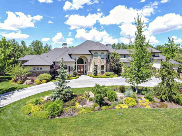 998 E Brookwood Drive, Eagle, ID 83616 (MLS #98660429) :: Michael Ryan Real Estate