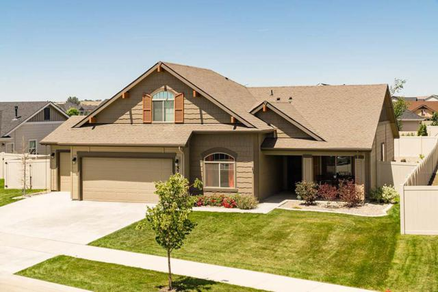 5798 W Rotherman Dr, Eagle, ID 83616 (MLS #98660454) :: Michael Ryan Real Estate