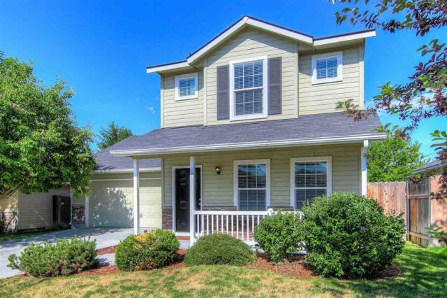 497 N Lahar Place, Kuna, ID 83634 (MLS #98660505) :: Front Porch Properties