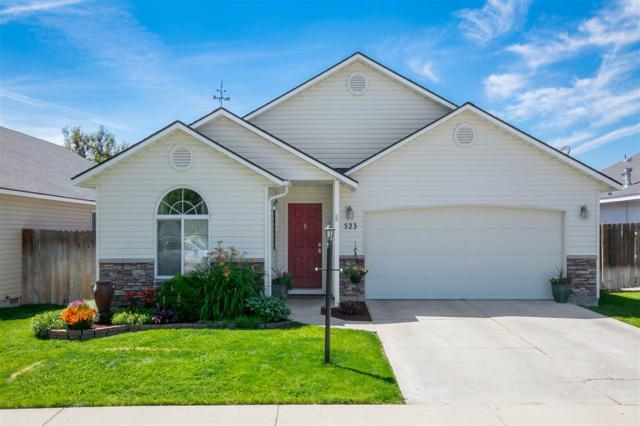 523 N Lahar Pl, Kuna, ID 83634 (MLS #98660511) :: Front Porch Properties
