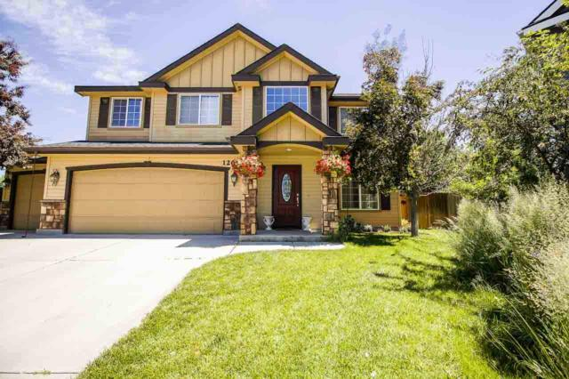 1209 Hawk Ct., Nampa, ID 83651 (MLS #98660523) :: Front Porch Properties