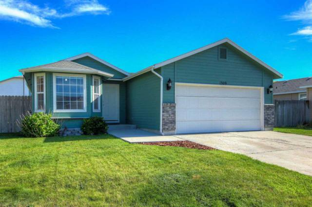 1309 W Georgia Ct, Nampa, ID 83686 (MLS #98660527) :: Front Porch Properties