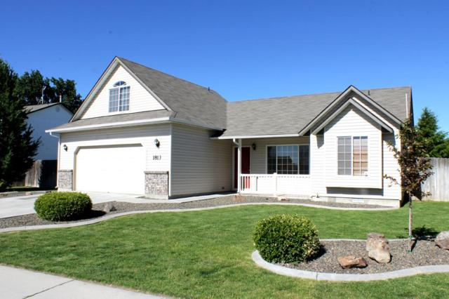 1813 S Camas St, Nampa, ID 83686 (MLS #98660547) :: Front Porch Properties
