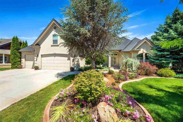 636 W Colchester Drive, Eagle, ID 83616 (MLS #98660557) :: Michael Ryan Real Estate