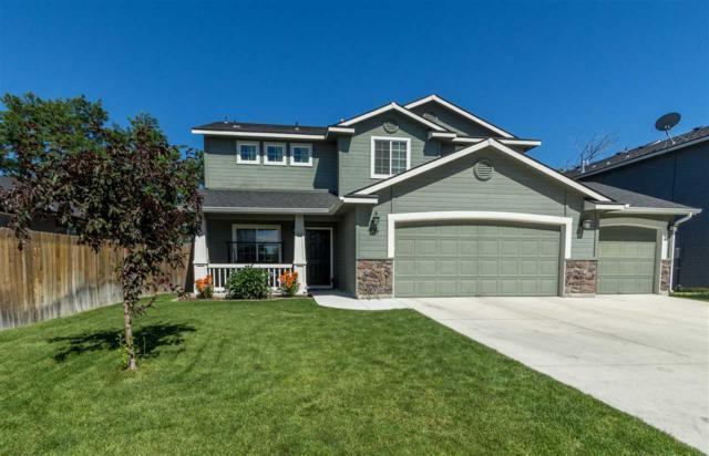 496 N Evelyn Way, Star, ID 83669 (MLS #98660565) :: Jon Gosche Real Estate, LLC