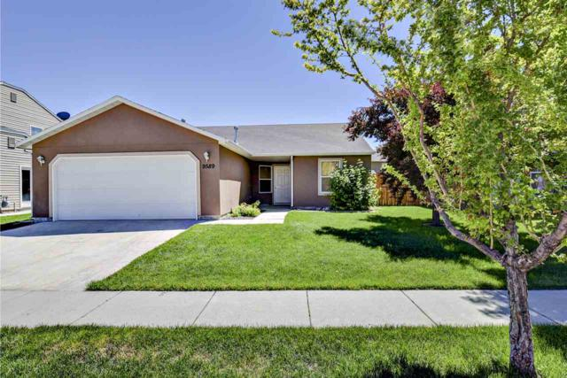 9589 W Lillywood, Boise, ID 83709 (MLS #98660587) :: Front Porch Properties