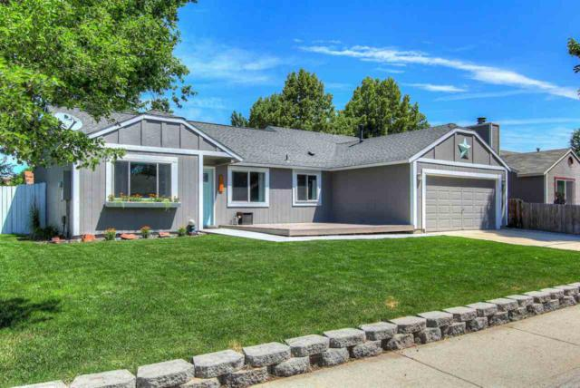 3938 N Cambria Way, Boise, ID 83703 (MLS #98660599) :: Front Porch Properties