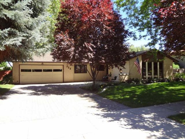 722 N Spyglass Way, Eagle, ID 83616 (MLS #98660624) :: Front Porch Properties