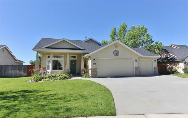295 N Hullen Pl, Star, ID 83669 (MLS #98660687) :: Jon Gosche Real Estate, LLC