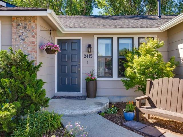2415 W Chateau Dr, Meridian, ID 83646 (MLS #98660832) :: Juniper Realty Group