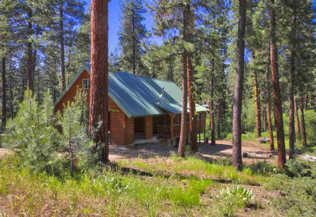 6 Badger Way, Idaho City, ID 83631 (MLS #98660923) :: Build Idaho
