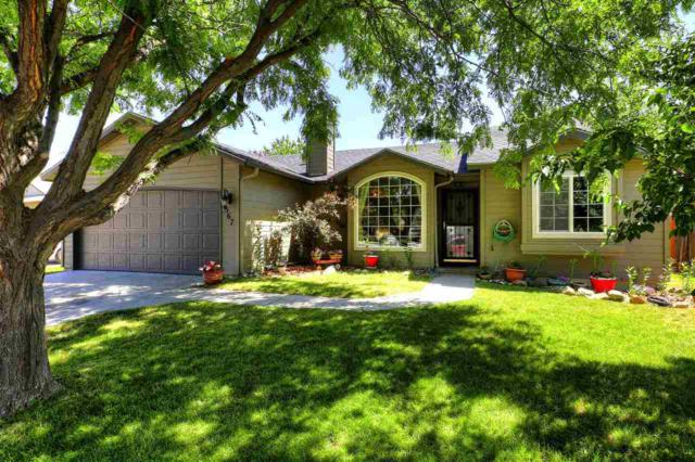 3567 E Muleskinner Dr, Boise, ID 83716 (MLS #98660938) :: We Love Boise Real Estate