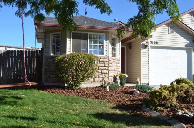 2128 S Greenhaven Way, Nampa, ID 83686 (MLS #98660953) :: Boise River Realty