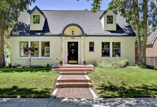 1601 N Harrison Blvd., Boise, ID 83702 (MLS #98660963) :: Boise River Realty