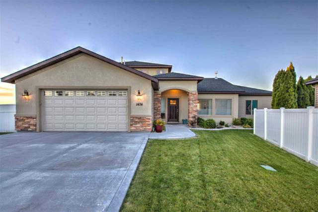 1434 Riverbend  Place, Twin Falls, ID 83301 (MLS #98660980) :: Boise River Realty