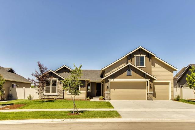 1390 W Bear Track Drive, Meridian, ID 83642 (MLS #98661544) :: The Broker Ben Group at Realty Idaho