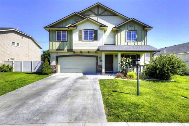11174 Silver River Loop, Nampa, ID 83686 (MLS #98661735) :: Jon Gosche Real Estate, LLC