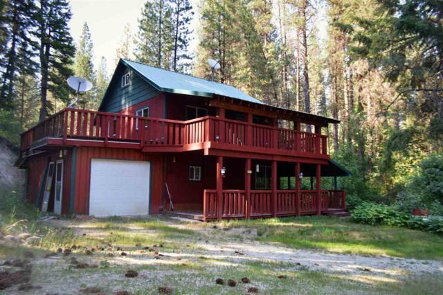 4450 Hwy 21, Idaho City, ID 83631 (MLS #98662521) :: Build Idaho