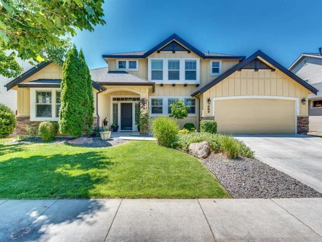 689 Valentino St, Meridian, ID 83646 (MLS #98662609) :: Build Idaho