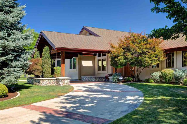 2206 N Greenview Ct, Eagle, ID 83616 (MLS #98663452) :: Boise River Realty