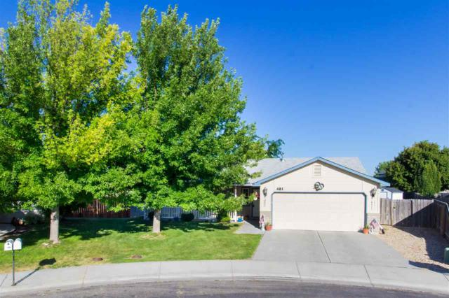 481 W Chipmunk, Kuna, ID 83634 (MLS #98663789) :: Build Idaho
