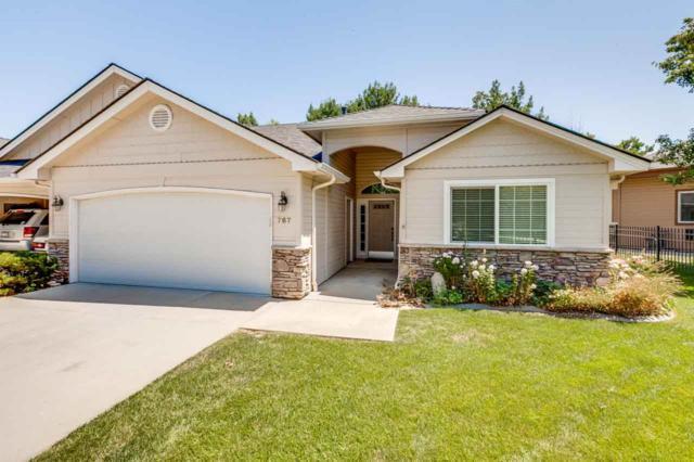 767 N Eagle Road, Eagle, ID 83616 (MLS #98664313) :: Build Idaho