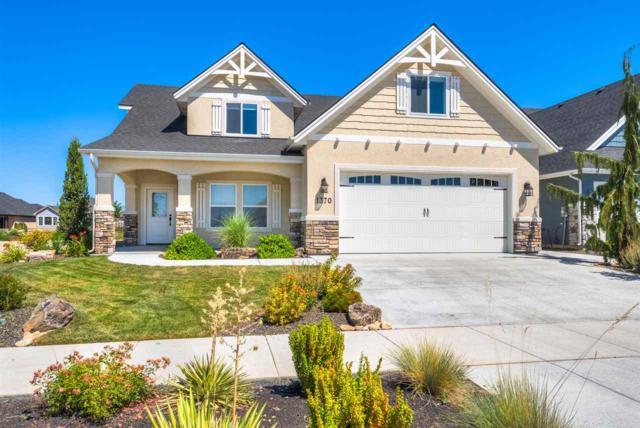 1370 N Willowick, Eagle, ID 83616 (MLS #98664323) :: Build Idaho