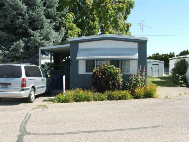 816 N Midland Blvd #25, Nampa, ID 83651 (MLS #98664326) :: Build Idaho