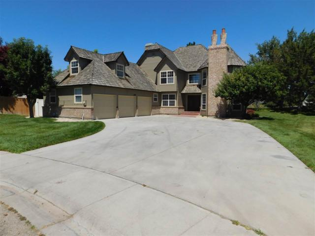 809 Augusta Dr, Nampa, ID 83687 (MLS #98664404) :: Build Idaho