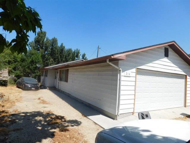 216 N 1st Street, Marsing, ID 83639 (MLS #98664551) :: Juniper Realty Group