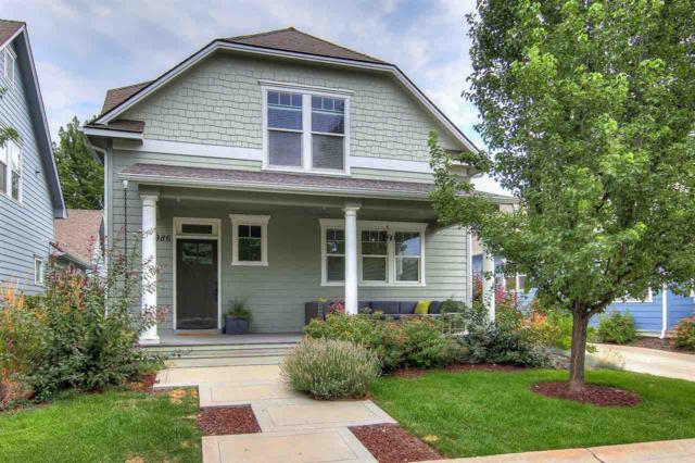 5986 N Willowdale Lane, Garden City, ID 83714 (MLS #98665990) :: Front Porch Properties