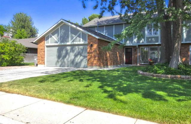 5358 S Cheyenne Ave, Boise, ID 83709 (MLS #98666067) :: The Broker Ben Group at Realty Idaho