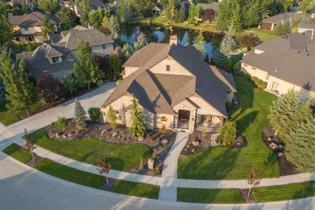 640 W Water Grove Dr, Eagle, ID 83616 (MLS #98666071) :: Build Idaho