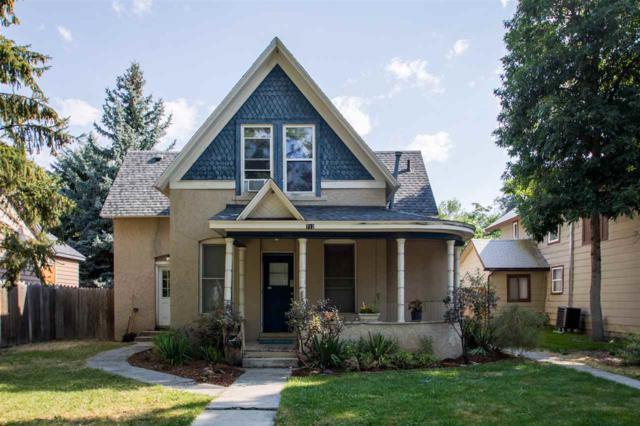 712 E Jefferson, Boise, ID 83712 (MLS #98666171) :: We Love Boise Real Estate