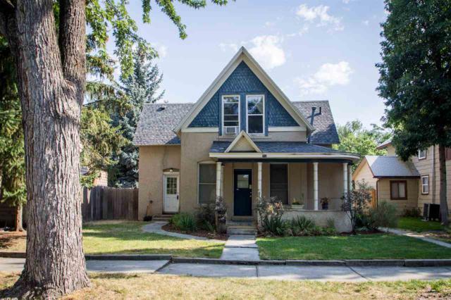 712 E Jefferson, Boise, ID 83712 (MLS #98666173) :: We Love Boise Real Estate