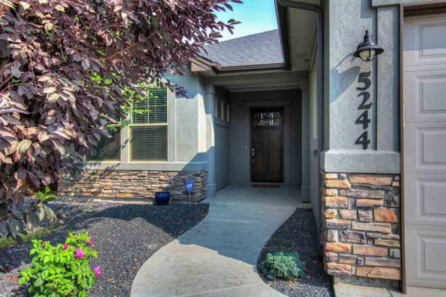 5244 N Mitchum Ave, Meridian, ID 83646 (MLS #98666357) :: Build Idaho