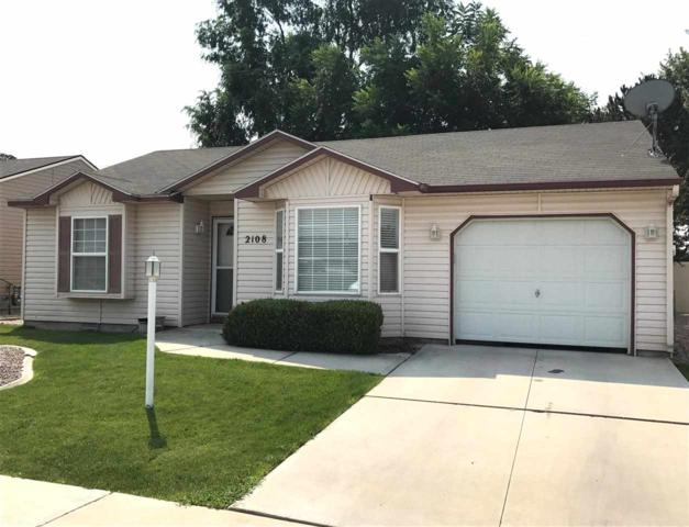 2108 Alder, Caldwell, ID 83605 (MLS #98666415) :: Jon Gosche Real Estate, LLC