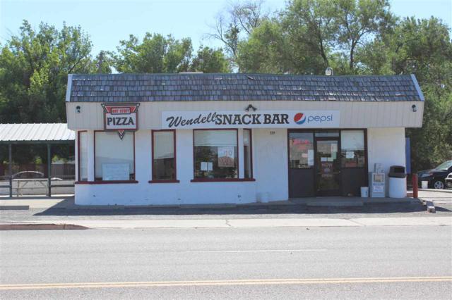 319 S Idaho St., Wendell, ID 83355 (MLS #98666590) :: Zuber Group