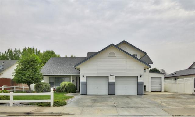 344 W Harris, Meridian, ID 83642 (MLS #98666750) :: Jon Gosche Real Estate, LLC
