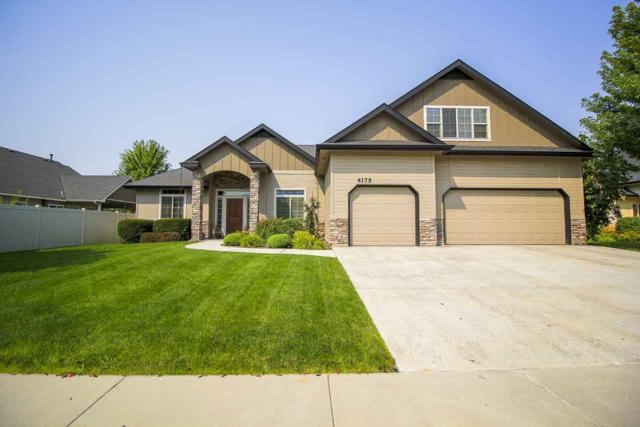 4175 N Bryce Canyon Ave, Meridian, ID 83646 (MLS #98666860) :: Jon Gosche Real Estate, LLC